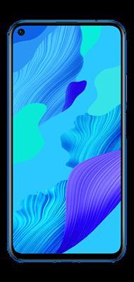 Téléphone Huawei Huawei Nova 5T Bleu