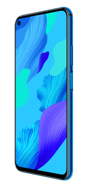 Téléphone Huawei Nova 5T Bleu