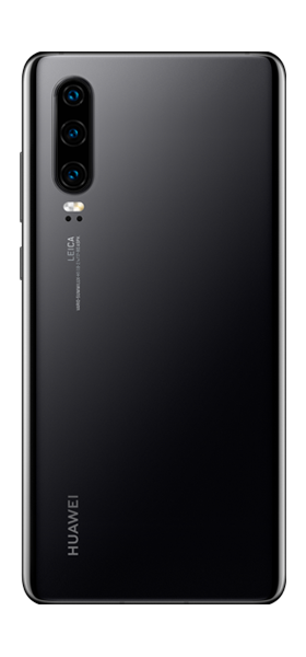 Téléphone Huawei P30 Noir Comme Neuf