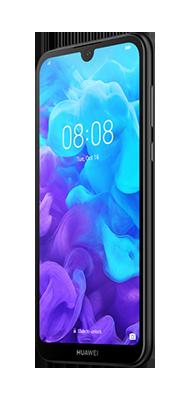Téléphone Huawei Y5 2019 Noir DS Comme Neuf