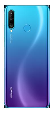Téléphone Huawei Huawei P30 Lite Bleu DS Comme Neuf