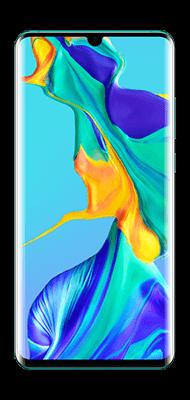 Téléphone Huawei Huawei P30 Pro Aurora Blue Bon état