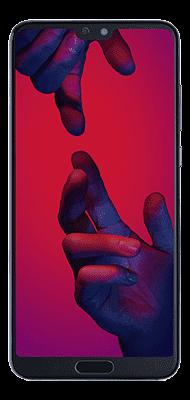 Téléphone Huawei Huawei P20 Pro Noir DS Très bon état