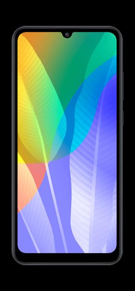 Téléphone Huawei Huawei Y6P Noir