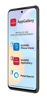 Téléphone Huawei Huawei Psmart 2021 Noir