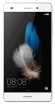 T�l�phone Huawei P8 Lite blanc