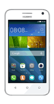 Téléphone Huawei Y3 blanc Comme neuf