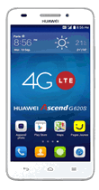 T�l�phone Huawei G620 Blanc Comme neuf