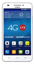 Téléphone Huawei G620 Blanc Comme neuf