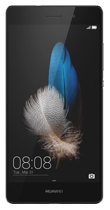 T�l�phone Huawei P8 Lite noir Comme neuf