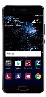 Téléphone Huawei P10 Noir