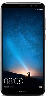 Téléphone Huawei MATE10 lite Noir