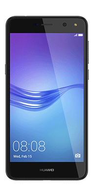 Téléphone Huawei Huawei Y6 2017 Gris Comme Neuf
