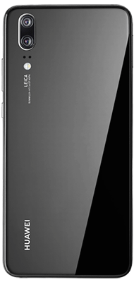 Téléphone Huawei P20 Lite Noir