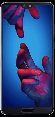Téléphone Huawei P20 Noir