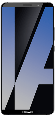 Téléphone Huawei Huawei MATE10 Pro Gris Très bon état