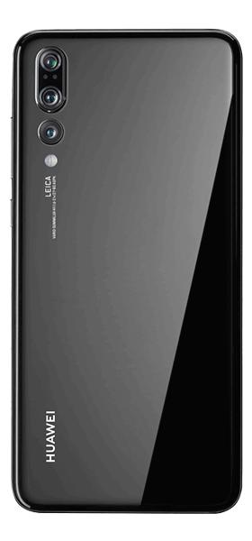 Téléphone Huawei Huawei P20 Pro Noir