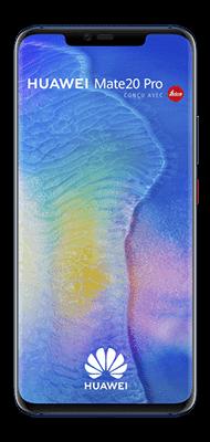 Téléphone Huawei Mate 20 Pro Bleu