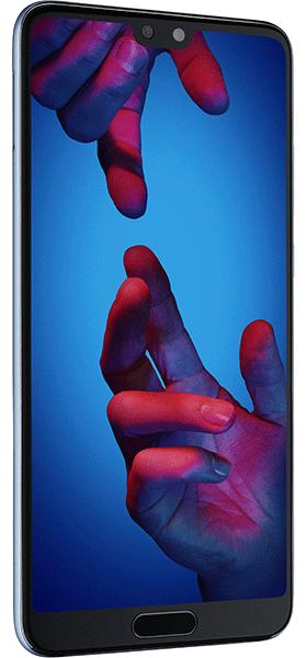 Téléphone Huawei Huawei P20 Noir Comme Neuf