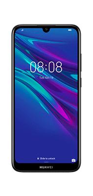 Téléphone Huawei Huawei Y6 2019 Noir DS