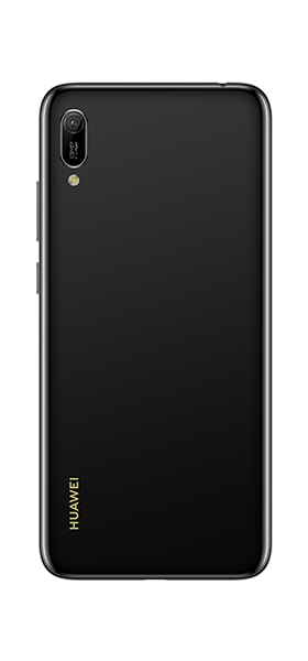 Téléphone Huawei Y6 2019 Midnight Black DS