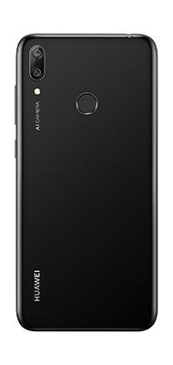 Téléphone Huawei Y7 2019 Midnight black DS