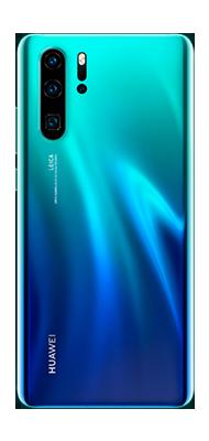 Téléphone Huawei P30 Pro Aurora Blue