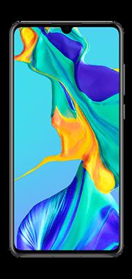 Téléphone Huawei P30 Noir