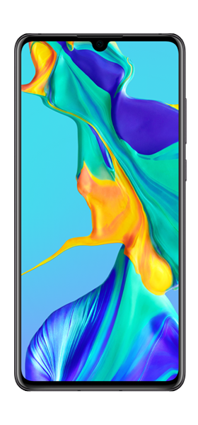 Téléphone Huawei Huawei P30 Noir