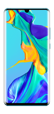 Téléphone Huawei P30 Pro Breathing crystal