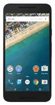 T�l�phone LG Nexus 5X noir