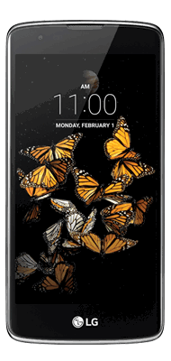 Téléphone LG K8 4G bleu