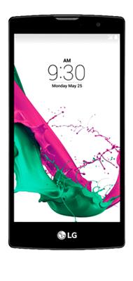 Téléphone LG G4C Titane Comme neuf