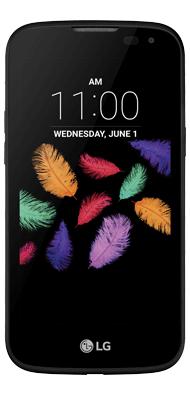 Téléphone LG K3 4G bleu
