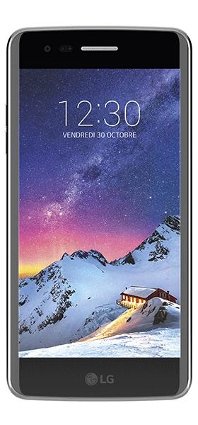 Téléphone LG K8 2017 Titane
