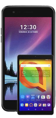 Téléphone LG K4 2017 Titane