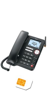 Téléphone Maxcom Téléphone fixe Maxcom 3G