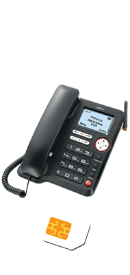 Téléphone Maxcom M 29 D Black