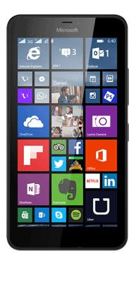 Téléphone Microsoft Lumia 640 XL Noir