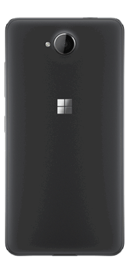 Téléphone Microsoft LUMIA 650 Noir