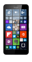 Téléphone Microsoft Lumia 640 XL Noir Comme neuf