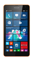 T�l�phone Microsoft Lumia 535 Orange Comme neuf