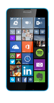 Téléphone Microsoft Lumia 640 Cyan Comme neuf