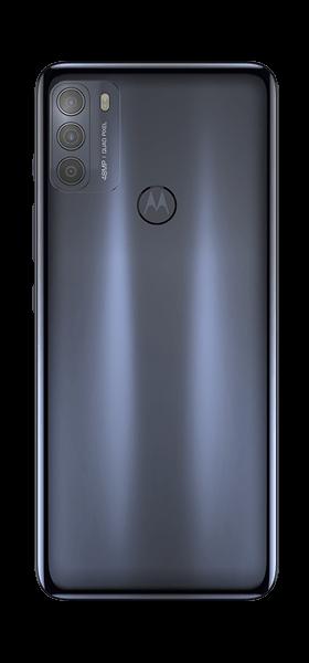 Téléphone Motorola Motorola G50 5G Gris sidéral