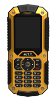 Téléphone MTT Protection orange Comme neuf