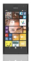Téléphone Nokia Lumia 735 noir Comme neuf