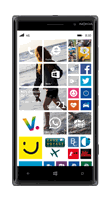 Téléphone Nokia Lumia 830 Noir Comme neuf