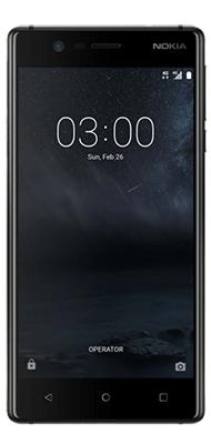 Téléphone Nokia 3 Noir