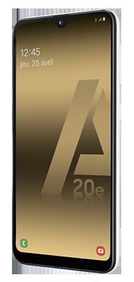Téléphone Samsung Galaxy A20e Blanc DS