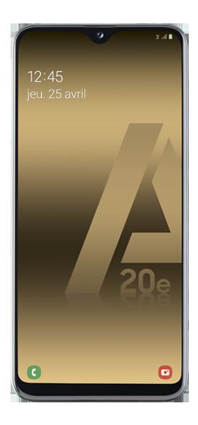 Téléphone Samsung Samsung Galaxy A20e Blanc